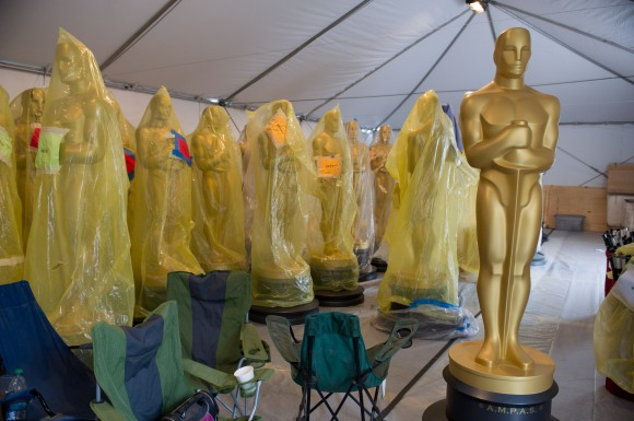 85th Academy Awards, Set Ups
