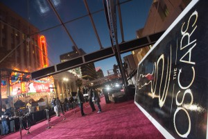 85th Academy Awards, Friday, Set Ups