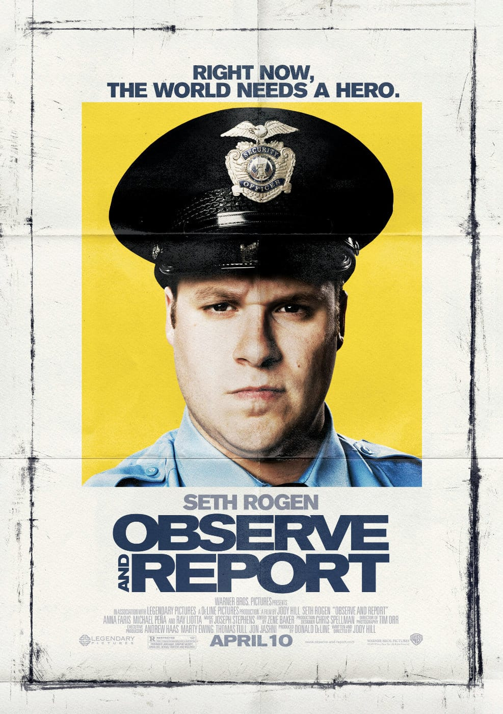 observe-and-report